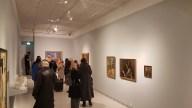 Foto fra utstillingen; Siri Wolland.