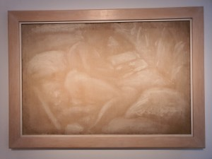 Armando Reverón (1889-1954), Naked woman reading, 1932. Foto fra utstillingen Siri Wolland.