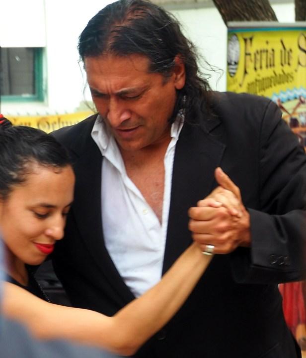 Tango er Argentinas puls! Foto Siri Wolland.