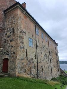 Bygningen Romeriksfløyen. Foto Siri Wolland.