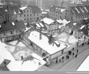 Prinds Christian Augusts Minde. Bilde fra Arbeiderbevegelsens arkiv og bibliotek.