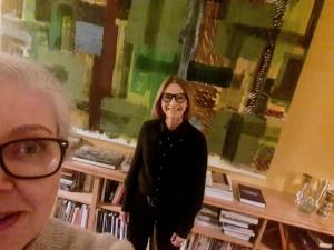 Kunstsamler Astrid Øyehaug