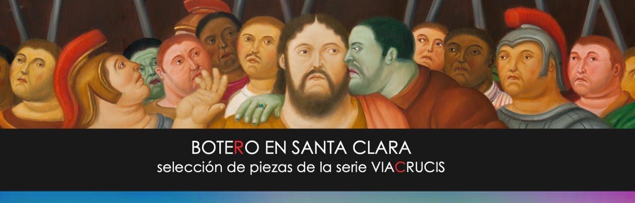 Exposición de Botero en Bogotá