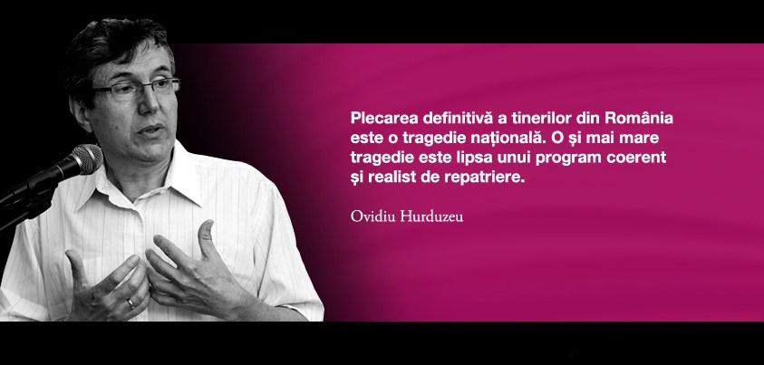 Ovidiu Hurduzeu, Romania, România, distributism, distributismul ortodox,