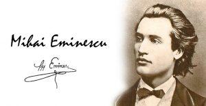 mihai eminescu, ziua lui eminescu, romania, societatea, statul, basarabia