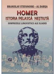 homer, istoria pelasga