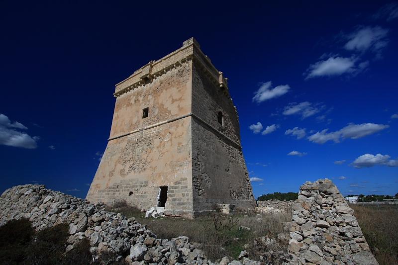 Torre Squillace (Foto Gianfranco Budano)