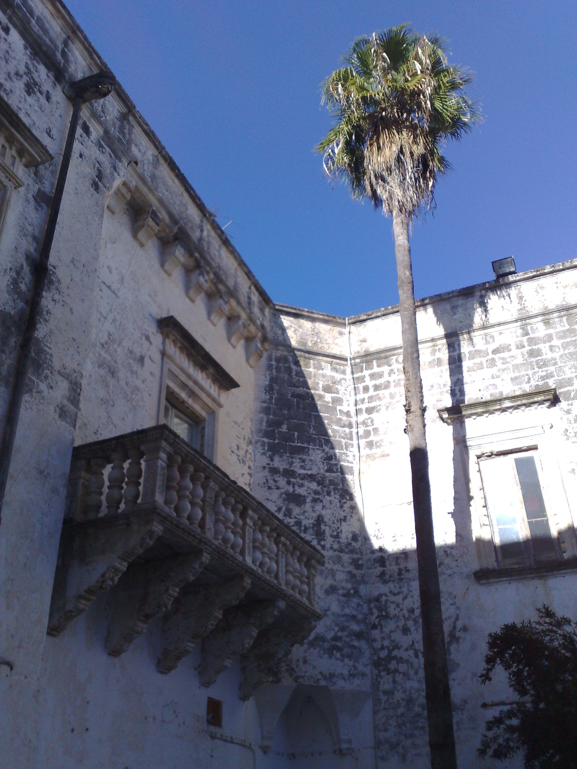 Cutrofiano: Palazzo Filomarini