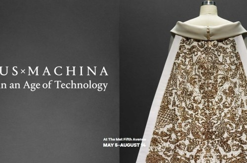 Manus X Machina la moda en la era tecnológica