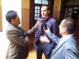 foto entrevista radios ambato