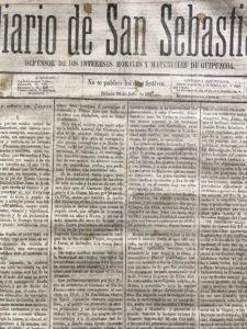 Diario de San Sebastián