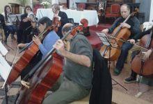 Photo of Taller de iniciación violinística en la Biblioteca Rivadavia