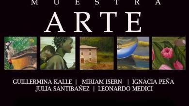 Photo of Muestra de pinturas en Terraxa