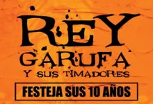 Photo of Rey Garufa festeja sus 10 años