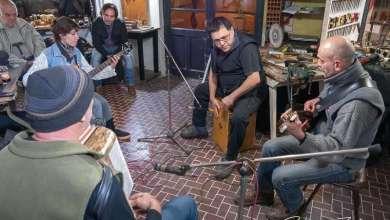 Photo of Música y poesía en el bar Las Heras
