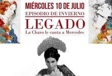 Photo of La Charo le canta a Mercedes