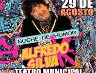 Photo of Noche de Humor con Alfredo Silva