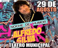 Photo of Noche de Humor con Alfredo Silva
