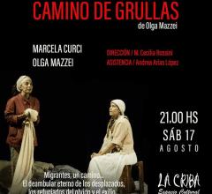 """Photo of """"Camino de grullas"""" en La Criba"""