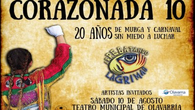 Photo of Corazonada 10 : 20 años de murga y carnaval