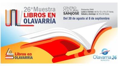 """Photo of programación de la 26º Muestra """"Libros en Olavarría"""""""