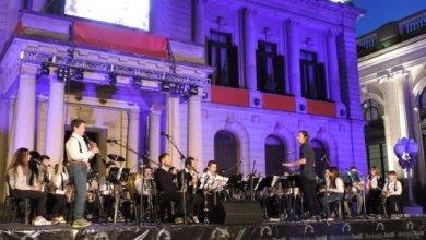 Photo of La Banda Juvenil Municipal de Tandil se presenta en el Teatro Colón de Mar del Plata