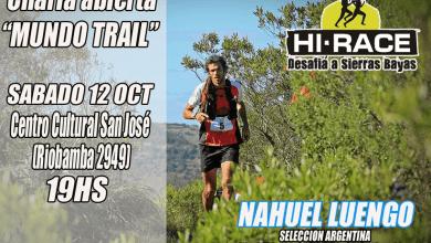 "Photo of Charla abierta ""Mundo Trail"""