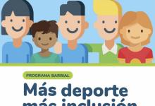 """Photo of Más deporte, más inclusión"""" sigue este domingo en Villa Piazza Centro"""