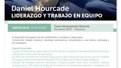 """Photo of Fundación OSDE: """"Daniel Houcade- Liderazgo y trabajo en equipo"""""""