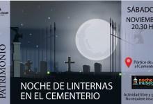 Photo of Noche de linternas en el cementerio de Tandil