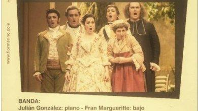 """Photo of """"Cantan"""" Muestras Finales en La Vieja Romería"""