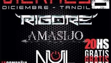 Photo of Metal Rigore y Amasijo