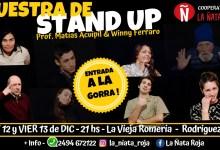 Photo of Muestra de Stand Up de La Ñata Roja