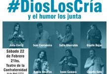 Photo of DiosLosCría y el humor los junta en la Confra.