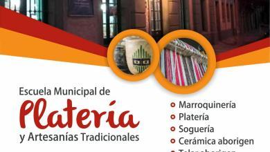 Photo of Inscripción para los talleres de la Escuela de Platería