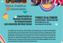 Photo of Capacitación en Técnicas Dramáticas no Convencionales