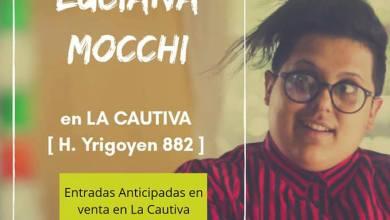 Photo of Luciana Mocchi
