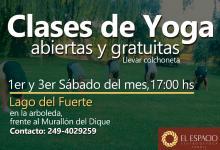 Photo of Clases de Yoga abiertas y gratuitas