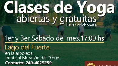 Photo of Clases de Yoga abiertas y gratuitas