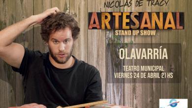 "Photo of Nicolás De Tracy: ""Artesanal"""
