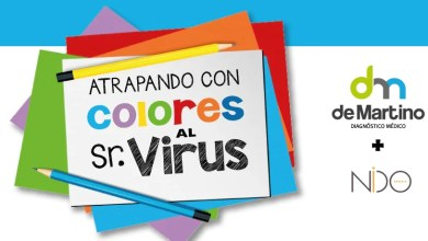 Photo of Ayudemos a atrapar con colores al Sr. Virus