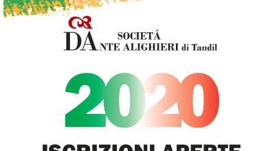 Photo of Dante Alighieri Inscripciones 2020 Abierta