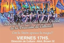 Photo of Convocatoria Ballet de Danzas folklórica