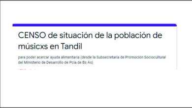 Photo of Censo de situación de la población de músicos en Tandil