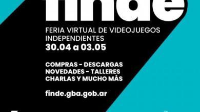 """Photo of Comenzó """"Finde"""", una feria virtual con charlas y talleres sobre videojuegos"""