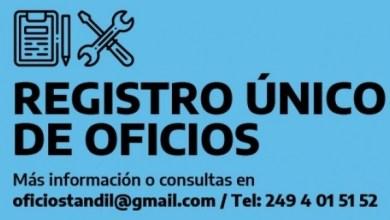 Photo of REGISTRO DE OFICIOS DE TANDIL