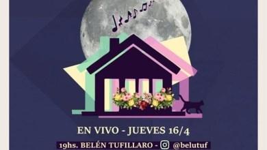 Photo of ¨Tu casa, mi casa¨, un festival virtual