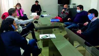 Photo of Funcionarios de ANSES Y PAMI se Reunieron con Directivos de la Asociación Geriátrica de Tandil