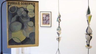 """Photo of """"Sueño lúcido"""", una exposición de Amadeo Azar en la Galería Nora Fisch"""