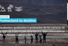 """Photo of Concurso nacional """"Promocioná tu destino"""""""
